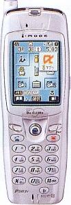 DoCoMoのiモード対応携帯電話P503i