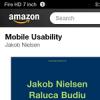 「Kindle Fire HD: 初代Kindle Fireよりずっと優秀」の記事画像