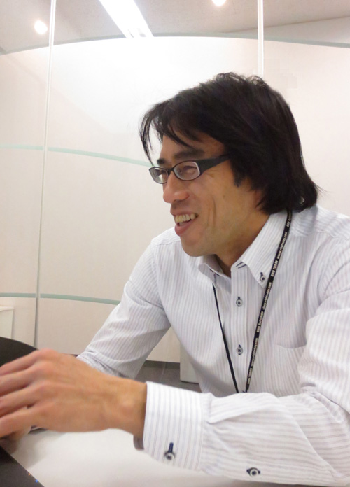弊社・株式会社イードの斉藤聡介