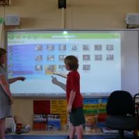「学校における電子黒板の利用状況調査」の記事画像