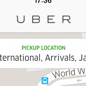 「Uberはどういう感じで使われているのか」の記事画像