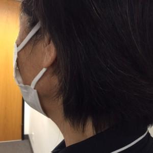 「マスクとサングラス」の記事画像