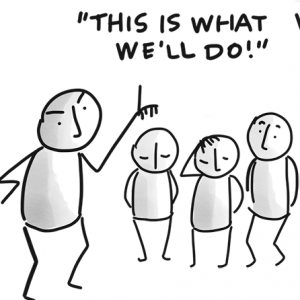 「デザイン思考は強いチームを築く」の記事画像