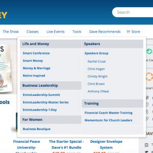 「メガメニューはサイトナビゲーションに効果あり」の記事画像