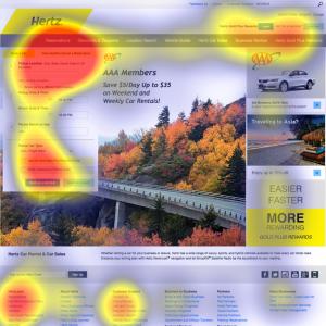 「フラットなUI要素は、目につきにくく確信を持ちにくい」の記事画像