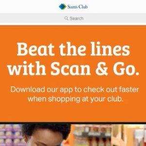 「Sam's ClubのScan & Go Appを使ってみよう」の記事画像