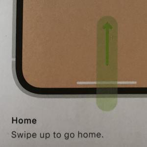 「iPhone X:ジェスチャーの台頭」の記事画像