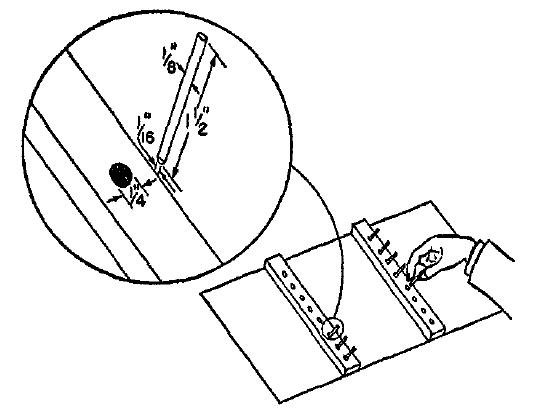 Fittsの三番目の実験装置