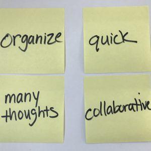 「親和図法:UX調査の結果やデザインアイデアを協力して分類する」の記事画像