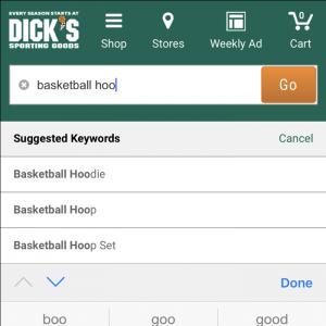 「eコマース検索の現状」の記事画像