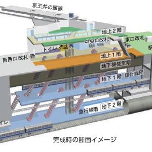 「公共空間として問題あり…下北沢駅の場合」の記事画像