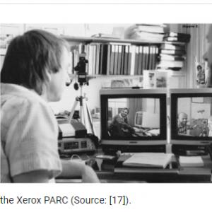 「リモートワークとグループウェア研究 1/2」の記事画像