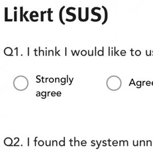 「UX調査における評価尺度: リッカート尺度かSD法か」の記事画像